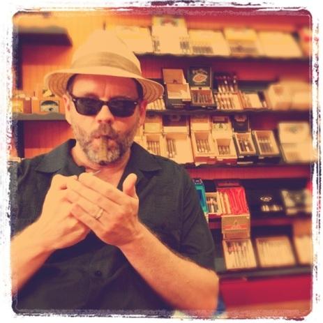Hal's favorite cigar shop