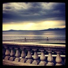 Champlain promenade