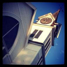 VT clock