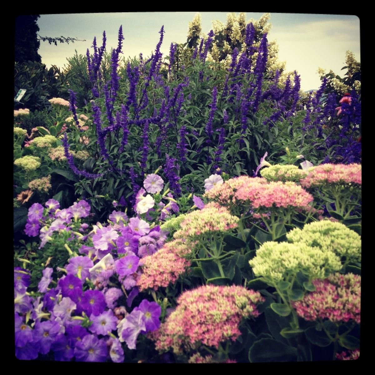 Garden at Shelburne Farms