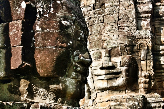 The Buddhas of Bayon