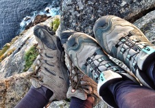 boots in Finisterre