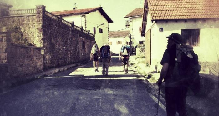 Navarre village