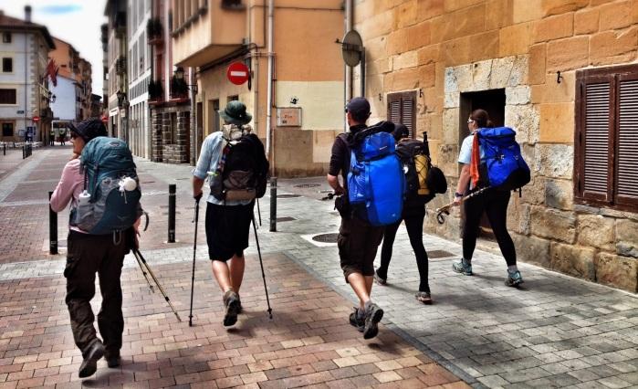 Pamplona outskirts