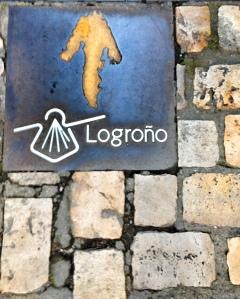 Logrono logo