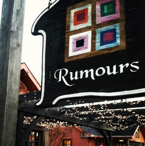 rumours-sign