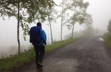 Galician rain