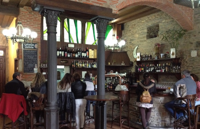 Bar in Ponferrada