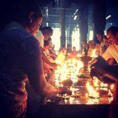 Temple offerings in Tamil Nadu