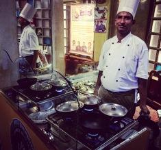 Mumbai chef