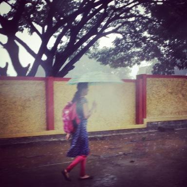 Karnataka rain