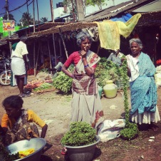 Tamil Nadu veg sellers